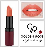 Матовая Помада Golden Rose Velvet Matte № 21, фото 1