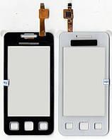 Сенсор Samsung S5250 белый