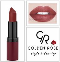 Матовая Помада Golden Rose Velvet Matte № 22, фото 1