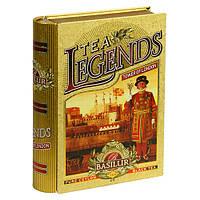 Чай черный Basilur Книги Чайные легенды Башня Лондона 100г