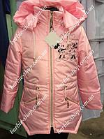 Модная ветровка для девочки в расцветках 51324