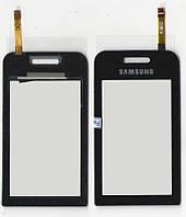 Сенсор Samsung S5230 чёрный (качественная копия)