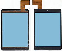 Тачскрин (сенсор) №145.5 Majestic TAB-578 3G FPCA-79D4-V01 132*196mm 45 PIN thickness of 1mm Black