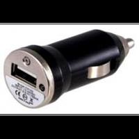 Автомобильное зарядное устройство на 1 USB RDX-124 (1000mA) с индикатором короткое 12/24V