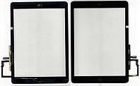 Тачскрин (сенсор) iPad Air чёрный assembly with home button