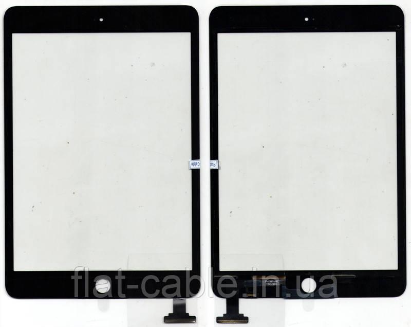 Тачскрин (сенсор) iPad Mini чёрный