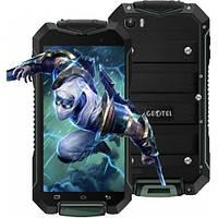 Защищенный смартфон Geotel A1 Green