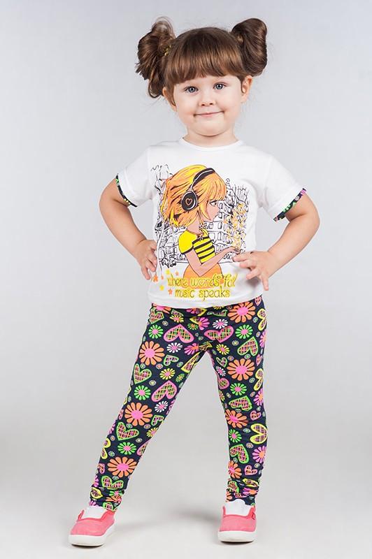 Комплект для девочек разные расцветки и рисунки