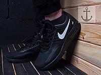 Мужские кроссовки Nike Air Max Zero 🔥 (Найк Аир Макс Зеро) Черные