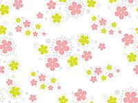 Дизайнерская бумага #1792. Цветы.