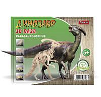 Набор 3D пазл динозавр Little Parasaurolophus деревянный 1 Вересня 952874
