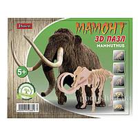 Набор 3D пазл динозавр Mammoth деревянный 1 Вересня 952880