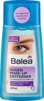 Лосьон для снятия макияжа с глаз Balea Augen Make-up Entferner ölfrei, 100 ml