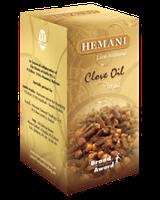 100% Натуральное масло гвоздики Hemani 30 мл
