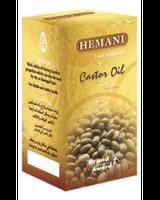 100% Натуральное масло касторовое Hemani 30 мл