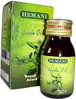 100% Натуральное масло жожоба Hemani 30 мл