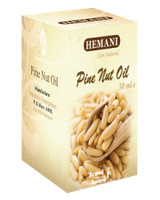 100% Натуральное масло кедрового ореха Hemani 30 мл