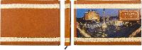 UKRAINE UNIQUE Неповторимая Украина Фотоальбом переплет ручной работы  Сертификат. Бархатный чехол 290х230х20