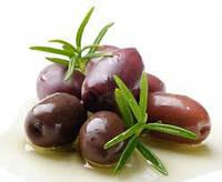 Черные оливки (маслины) каламон 100 гр