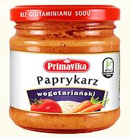 ВЕГА паста из болгарского перца с рисом, 160 гр Primavika