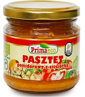 ВЕГА паштет из помидор и нута BIO, 160 гр Primaeco