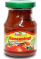 ВЕГА натуральная томатная паста BIO 200 гр Primaeco