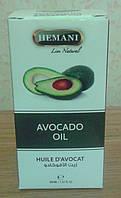 100% Натуральное масло авокадо Hemani 30 мл