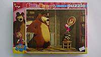 """Пазлы """"Маша и Медведь"""",260 ел,330х230 мм,Enfant.Детские пазлы 260 елементов.Пазли дитячі на 260 елементів .Паз"""