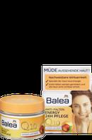 Антивозрастной крем для лица против морщин Balea Tagespflege Q10 Anti-Falten Energy 24h Pflege, 50 ml