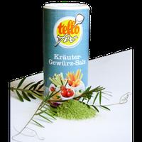 ВЕГА соль с травами,  175 гр Tello