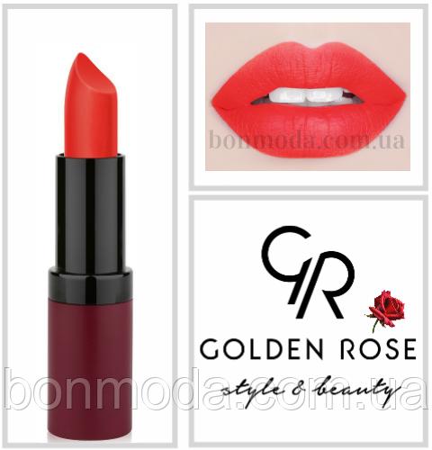 Матовая Помада Golden Rose Velvet Matte № 24