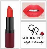 Матовая Помада Golden Rose Velvet Matte № 24, фото 1