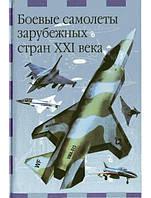 Боевые самолеты зарубежных стран XXI века. Ильин В.