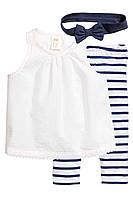 Детский летний комплект для девочки  1,5-2 года, фото 1