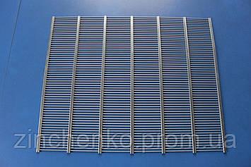 Разделительная решетка 470х380 металлическая