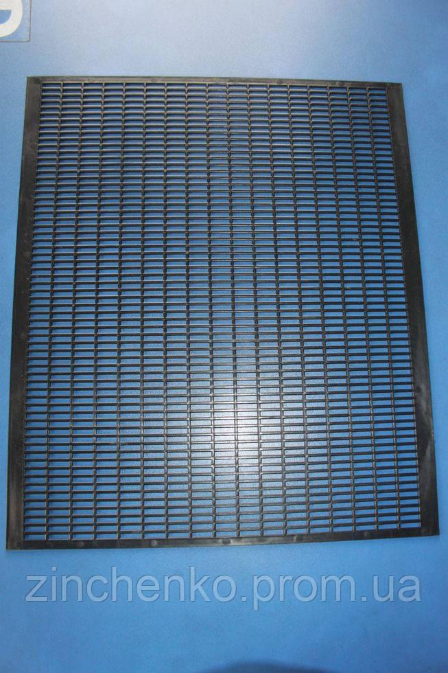 Решетка разделительная 420х490 Чехия