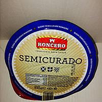 Сыр Полувыдержанный твердый Ронсеро семикурадо/RONCERO SEMICURADO, 930г