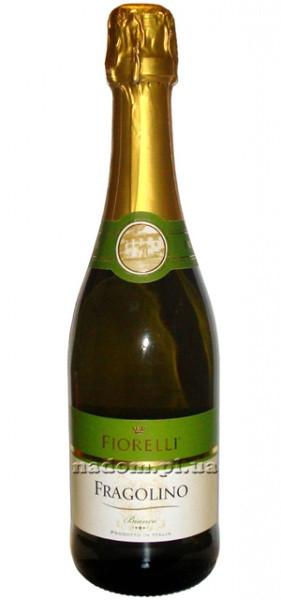 Шампанское (вино) Fragolino Fiorelli белое (клубничное, земляничное) Италия 750мл