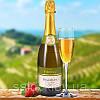 Шампанское (вино) Fragolino Fiorelli белое (клубничное, земляничное) Италия 750мл, фото 2