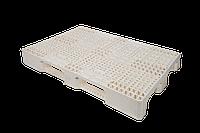 Пластиковый поддон 1200х800, первичный материал