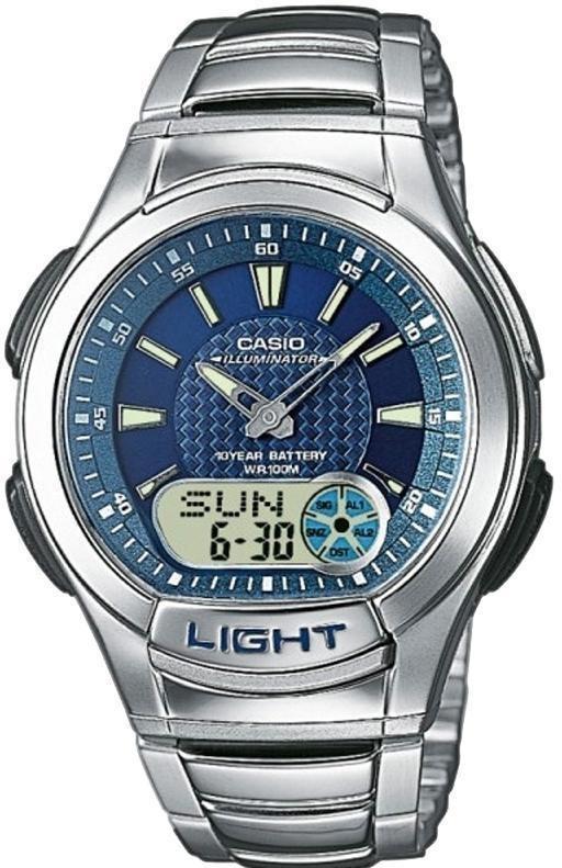 Наручные мужские часы Casio AQ-180WD-2AVEF оригинал