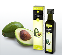 ВЕГА 100% натуральное масло масло авокадо BIO 250 гр Health Link