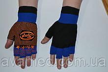Перчатки Синтетика «SPT» без пальцев, синтетические