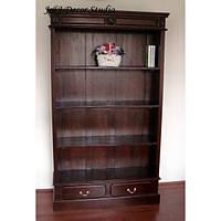 Стильный книжный шкаф(Стеллаж)