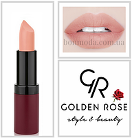 Матовая Помада Golden Rose Velvet Matte № 30, фото 1
