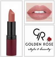Матовая Помада Golden Rose Velvet Matte № 31, фото 1