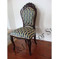 Стильный мягкий стул