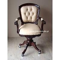 Стильное вращающееся кресло
