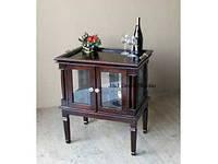 Деревянный барный столик