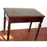 Стильный рабочий стол с двома ящиками